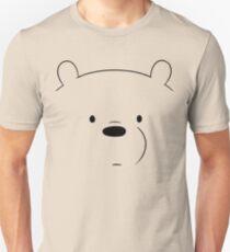 Ice bear - We bare bears Unisex T-Shirt