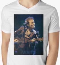 Waits Men's V-Neck T-Shirt