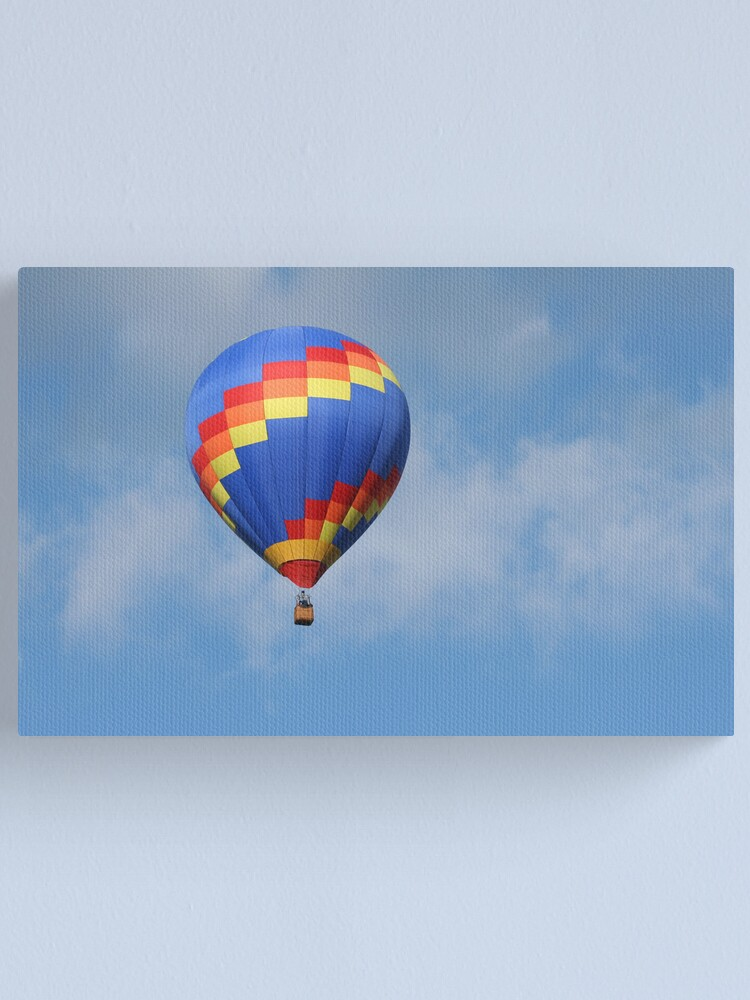 Alternate view of Hot Air Balloon Canvas Print
