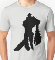 Shadow of the Colossus Gaius - Black Unisex T-Shirt