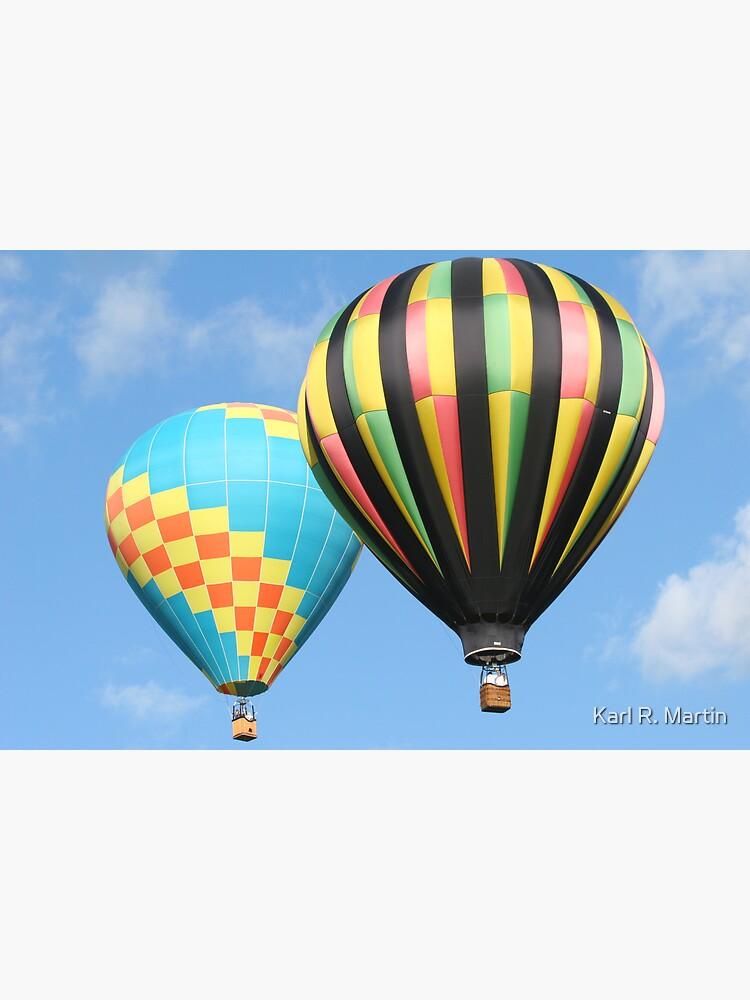 Hot Air Balloons by SirEagle