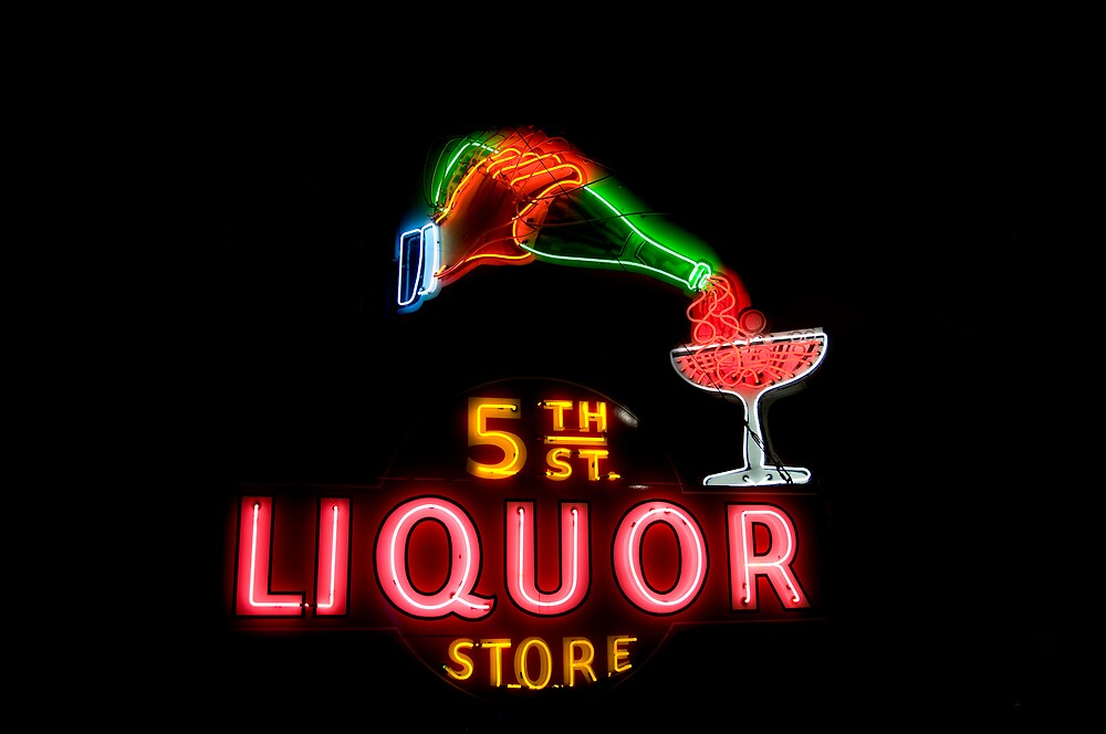 5th St. Liquor by Bobby Deal