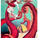 The story of the Kraken and the Hare by Heather Schmader