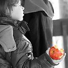Innocent apple by MichaelBr