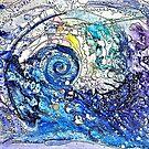 Galaxy Delight by vickievansart