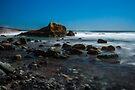 Dana Point Long Exposure at Noon by photosbyflood
