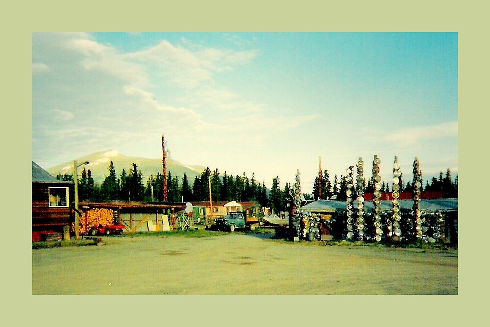 Alaska dreams  : the Alcan Highway  by Elizabeth Rodriguez