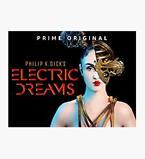 Electric Dreams Poster Photographic Print
