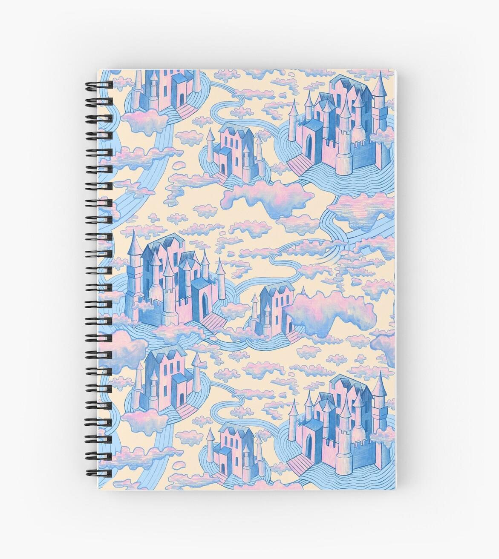 Cloud Castle by lmbeckman