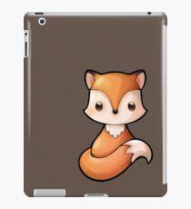 Fox - Forest Animal Chibi iPad Case/Skin
