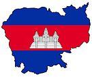 Cambodia  by Sun Dog Montana