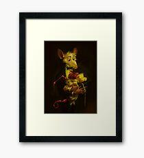 The Strange Child Framed Print