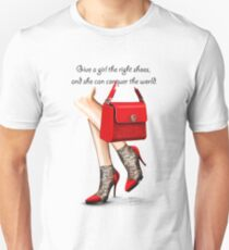 In my shoes  Unisex T-Shirt