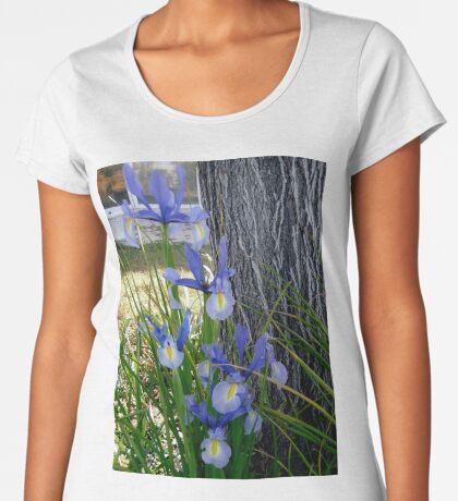 Iris Women's Premium T-Shirt