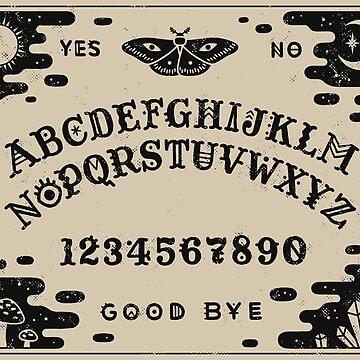 Spirit Board by LordofMasks