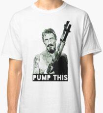 McAfee Pump Classic T-Shirt