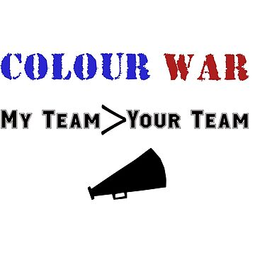 Camp Colour War by PSamp