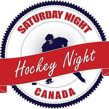 Hockey Night by brittanyik