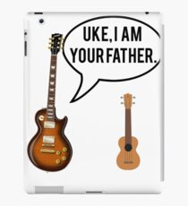 Uke Im Your Father iPad Case/Skin