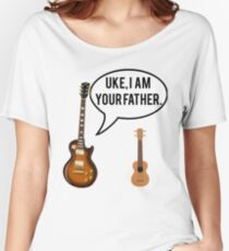 Uke Im Your Father Women's Relaxed Fit T-Shirt
