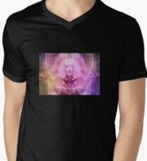Meditation Men's V-Neck T-Shirt