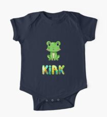 Kirk Frog One Piece - Short Sleeve