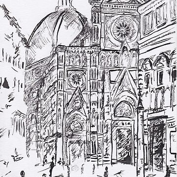 The Piazza Del Duomo Line by RachaelG