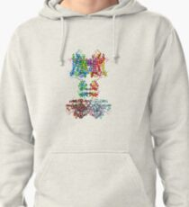 Molecular Structure of Ion Channels Pullover Hoodie