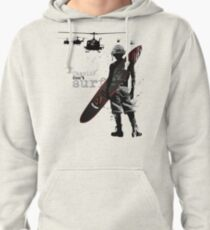Charlie Don't Surf Pullover Hoodie