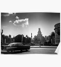 Habana Cuba  Poster