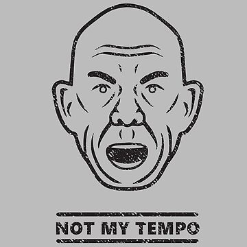 NOT MY TEMPO! - Whiplash by BenFraternale