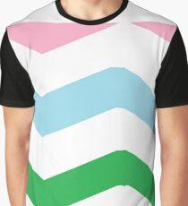 large chrevron pattern  Graphic T-Shirt