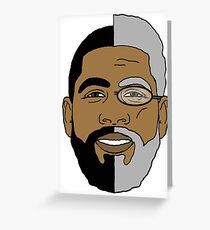Kyrie Irving x Uncle Drew Greeting Card