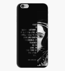 Ada Lovelace - Imagination iPhone Case