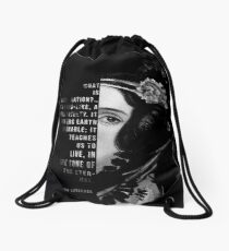 Ada Lovelace - Imagination Drawstring Bag