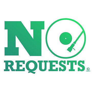 No Requests by KupiArt
