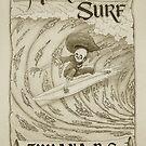 Mariachi Surf by Carlos Solorza