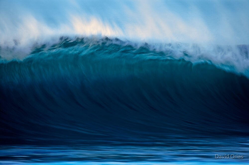 Pipeline Wave #2 by David Orias