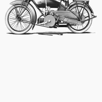 1937 Harley by ezcat