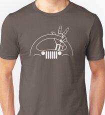 MOST POPULAR BG517 Jeep Wrangler Wave Best Trending Unisex T-Shirt