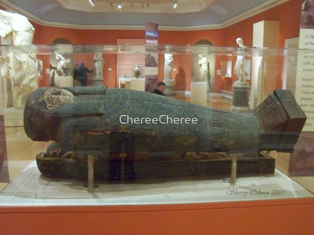Mummys Tomb 2 by ChereeCheree
