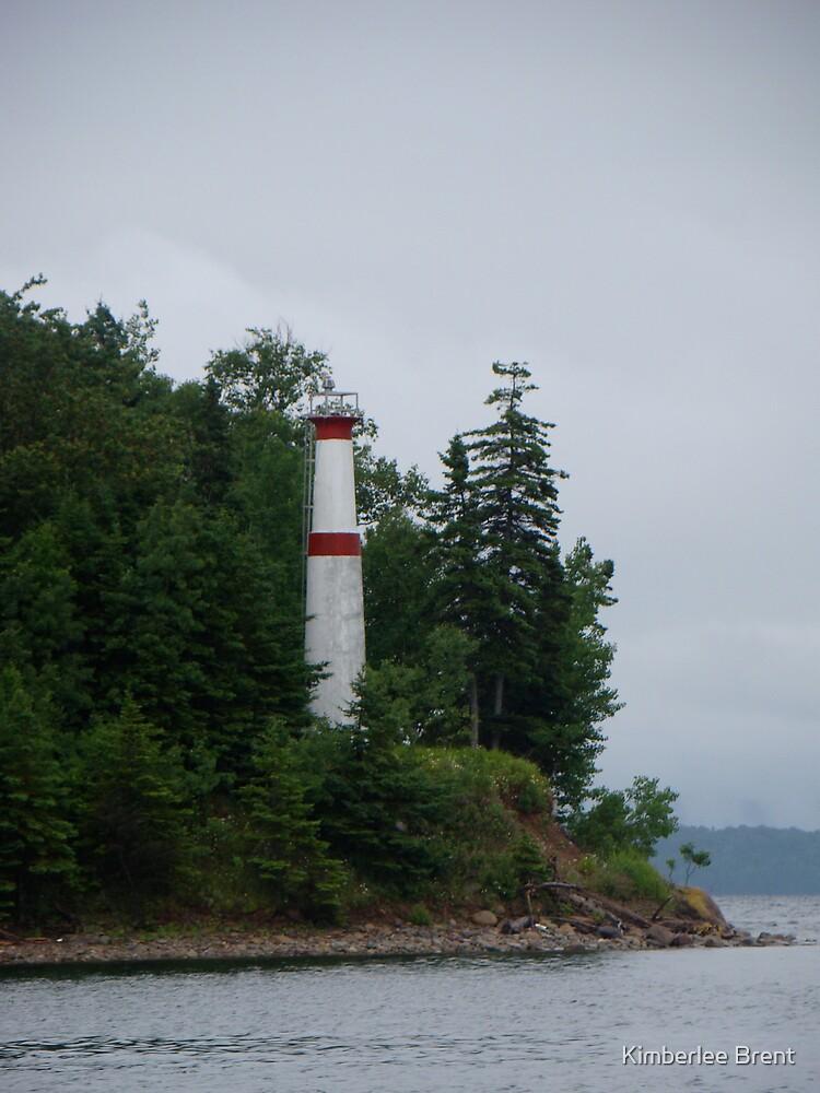 Cape Breton Lighthouse by Kimberlee Brent