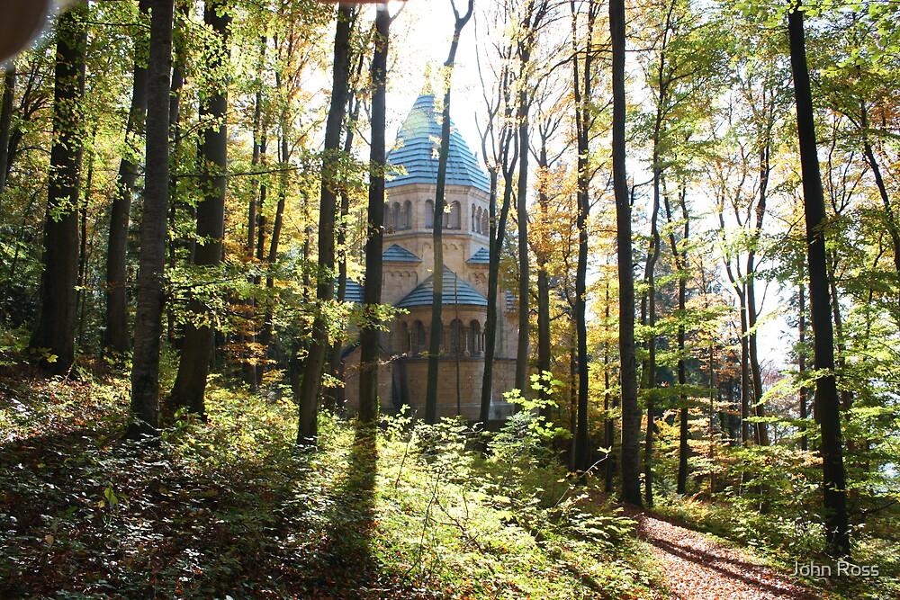 Lake Starnberg Chapel by John Ross