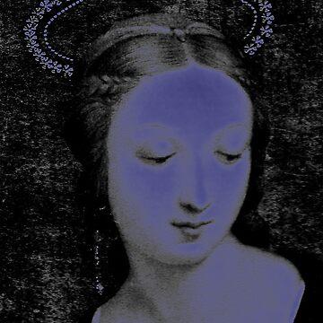 Saint Bleu by alenky