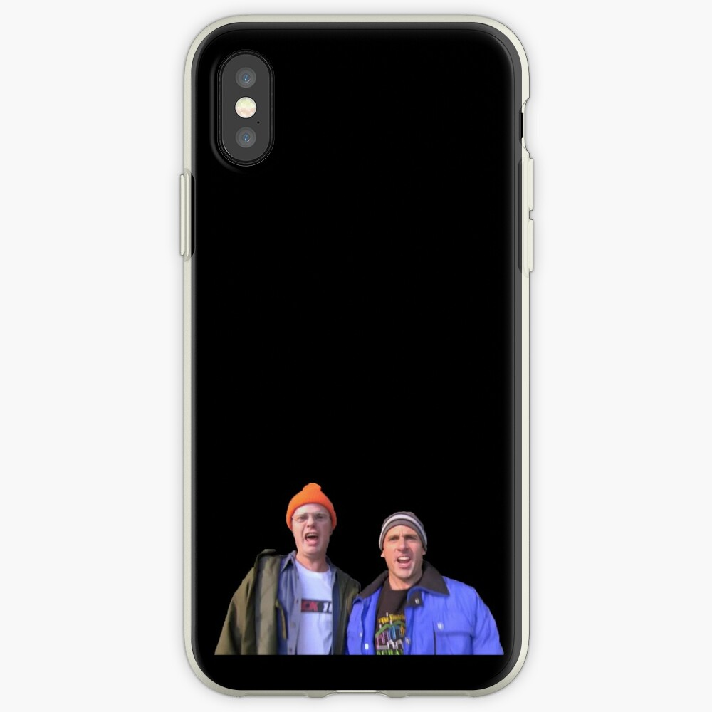 the office - scranton (WHAT?) the electric city iPhone Case & Cover