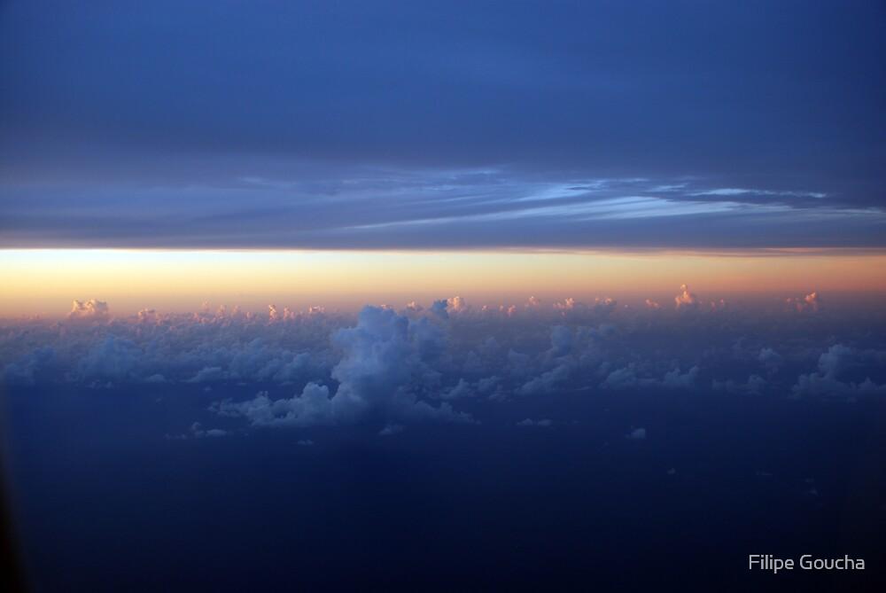 Beautifull Clouds by Filipe Goucha