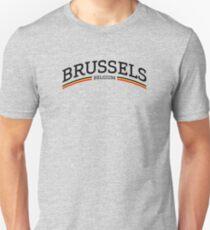 Brussels Belgium Unisex T-Shirt