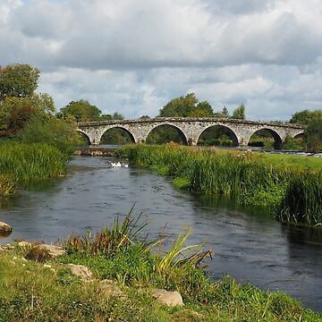 Bennettsbridge, Kilkenny, Ireland by honeythief