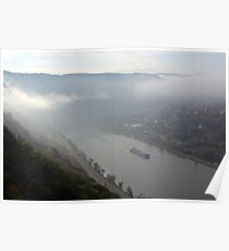 Mosel mists Poster