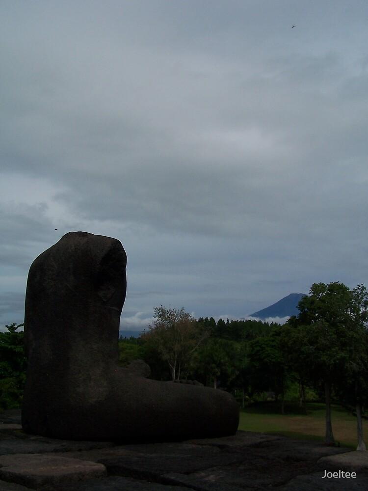 Inneffective Volcano Watcher by Joeltee